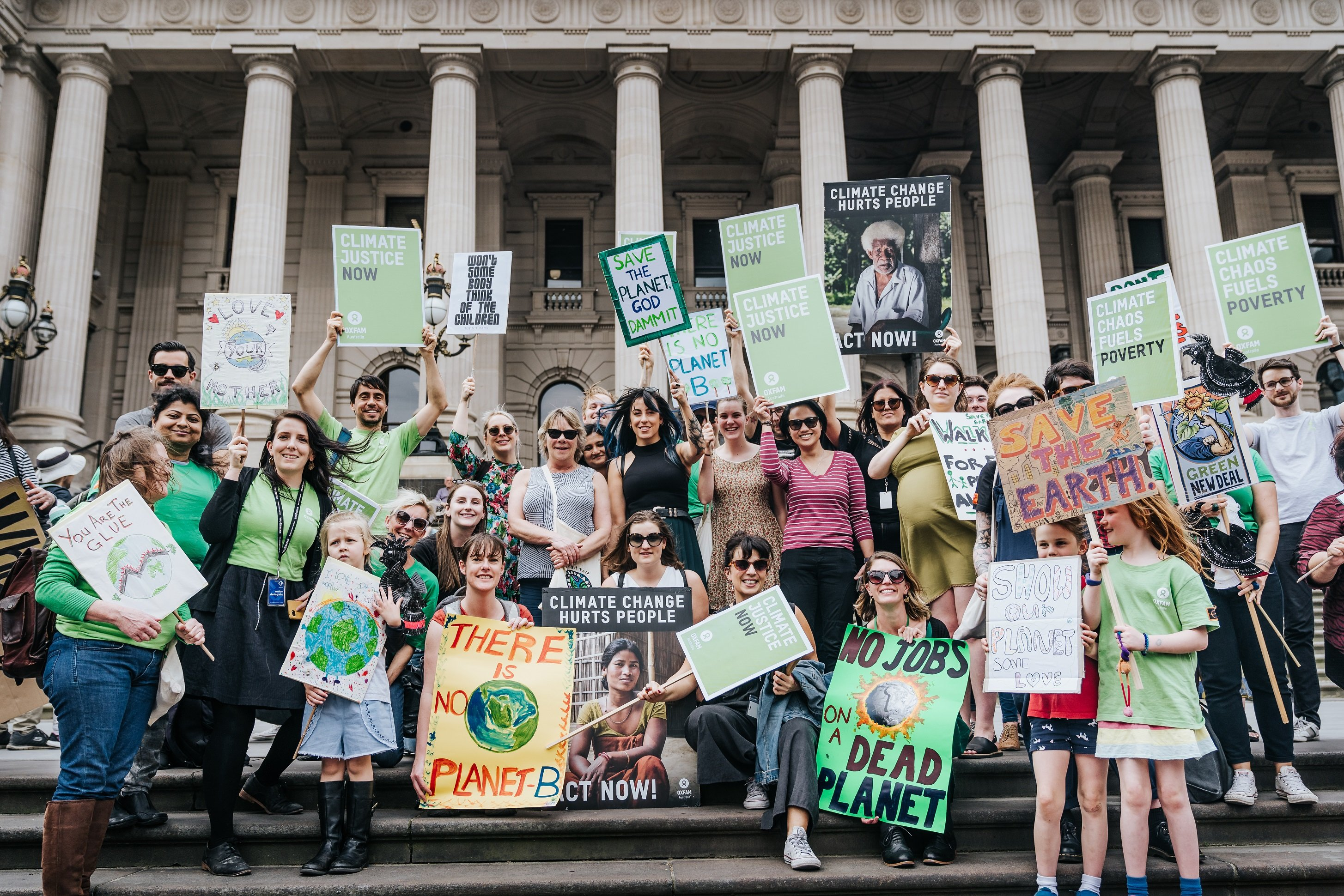 Climate Strike in Austraila