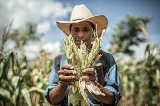 Oxfam has worked with partners to support over 20,000 people across the Dry Corridor in Central America, and plans to assist at least, another 10,000 people in 2020. (Photo: Pablo Tosco/Oxfam)