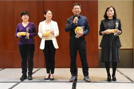 Image of Oxfam awarded Jinju Award (previously known as 'Kumquat Award') for the second time (Chinese only)