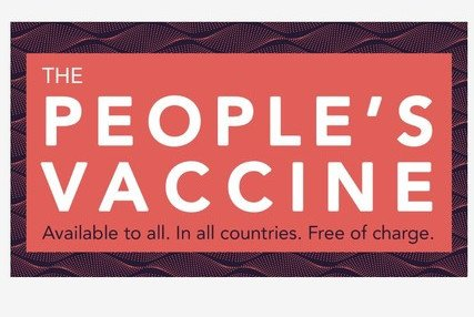 World leaders unite in call for a people's vaccine against COVID-19 (只有英文) - 圖像