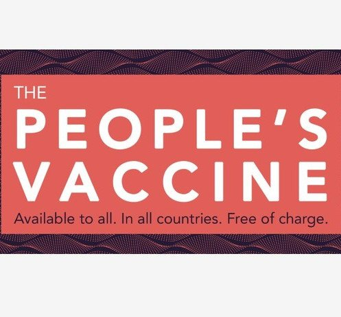 World leaders unite in call for a people's vaccine against COVID-19 (只有英文) - 图像