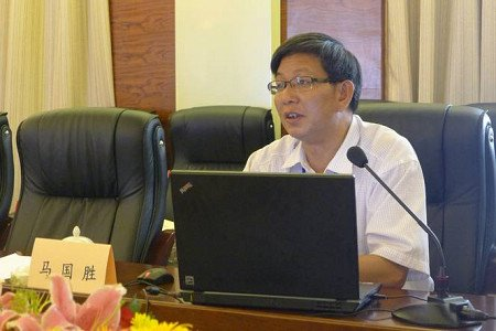 Guosheng Ma, Director of the Macroeconomic Department of Policy Research Office of the Yunnan Provincial Government