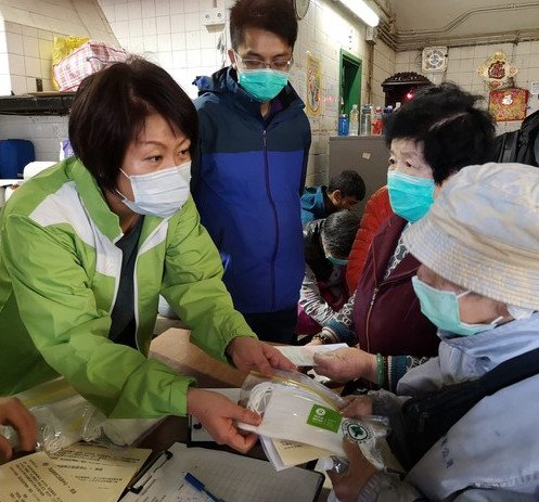 Image of Novel Coronavirus relief efforts